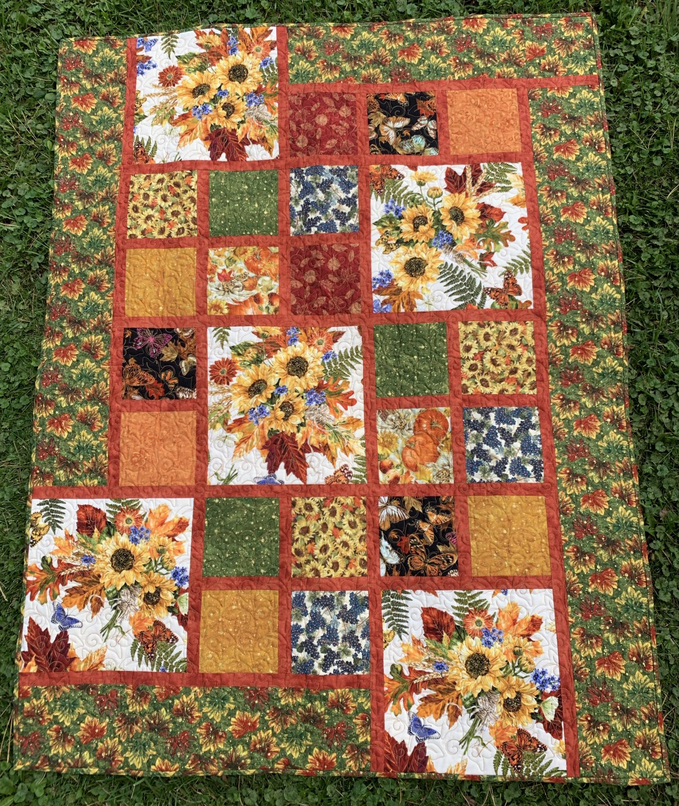 Fall Kwik Shifted Blocks 48x62