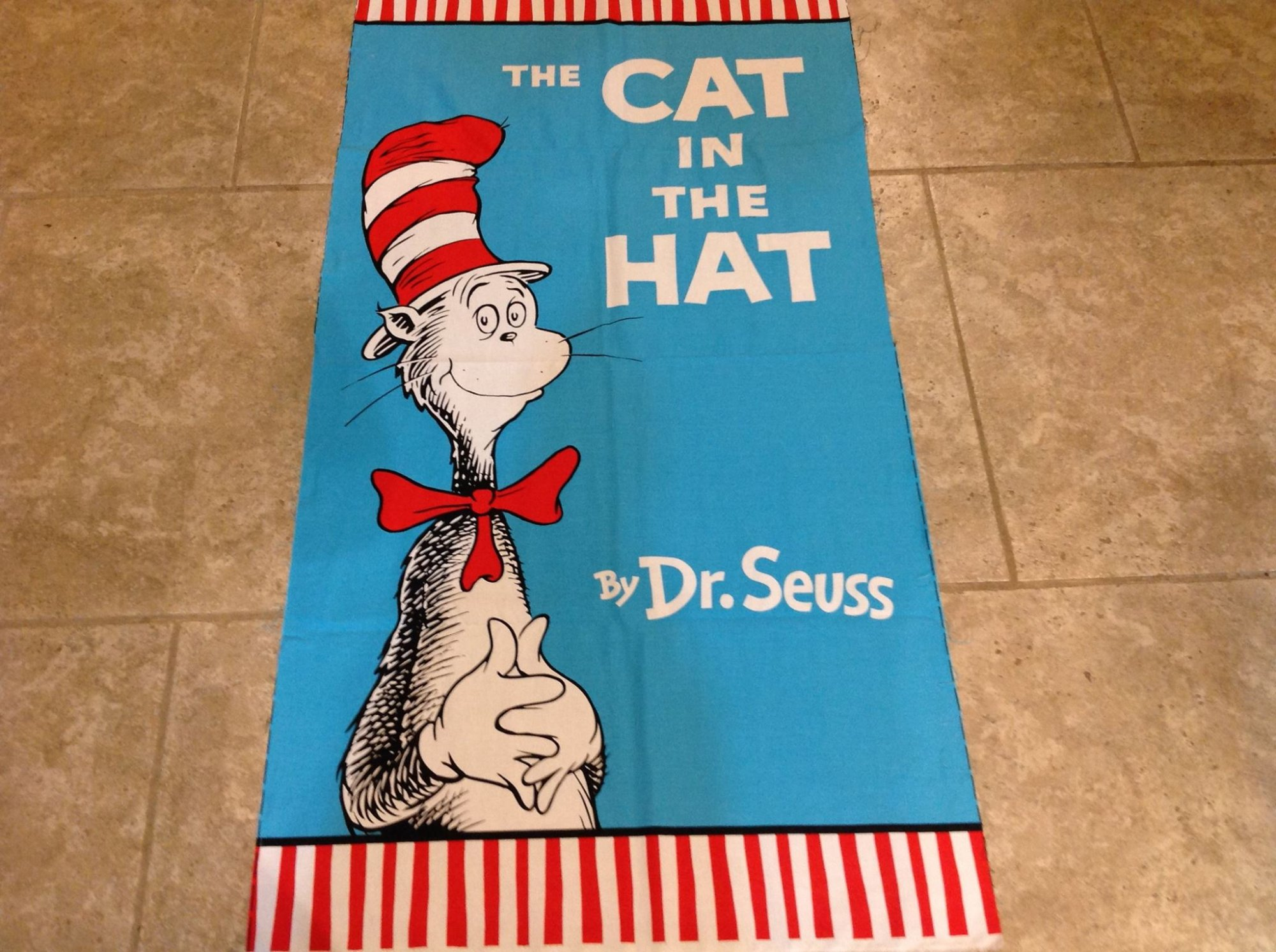 Cat in The Hat Panel