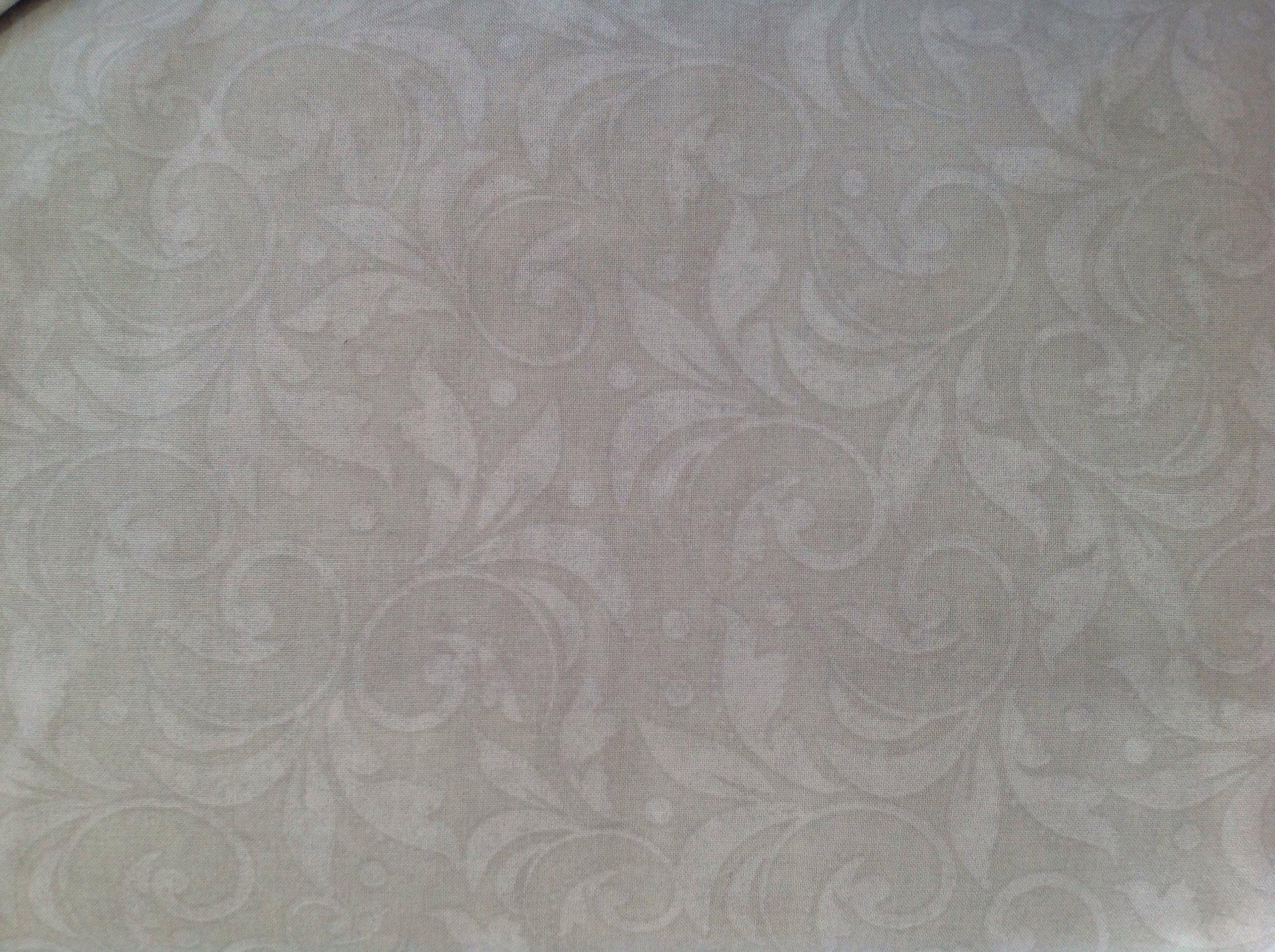 108 Vintage Scroll Grey