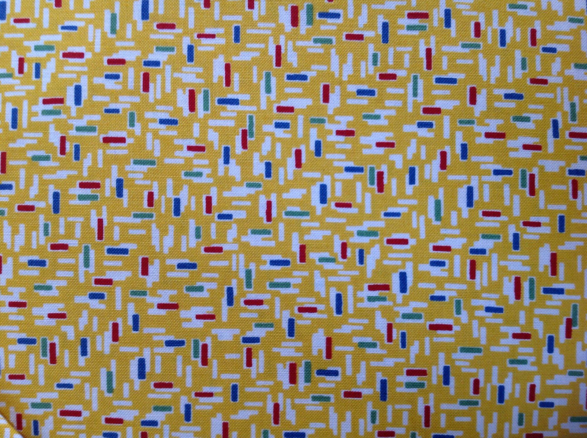 American Jane - Yellow Geo