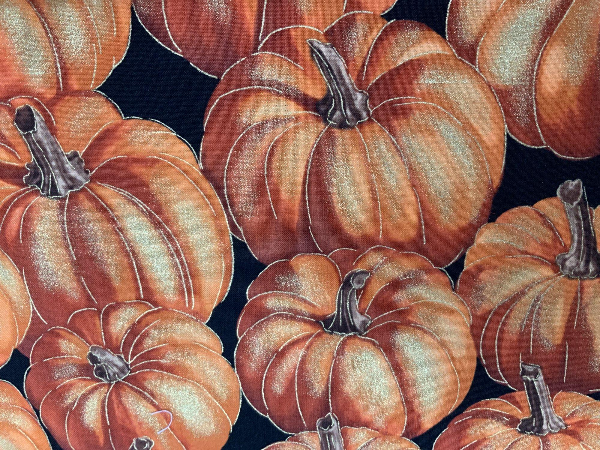 Autumn Fauna-Pumpkins