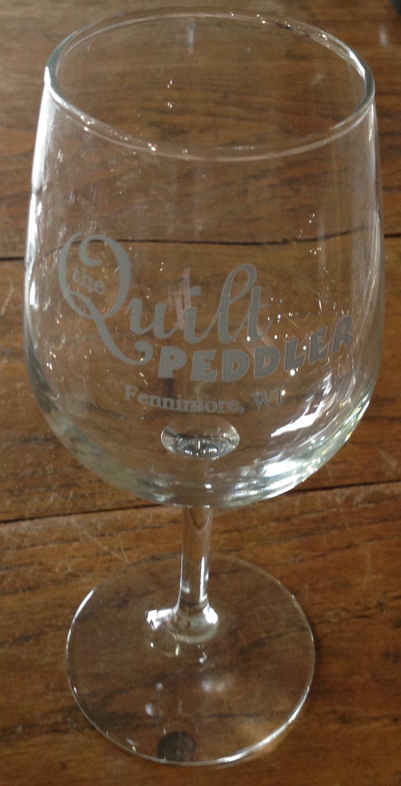 Wine Glass Quilt Peddler