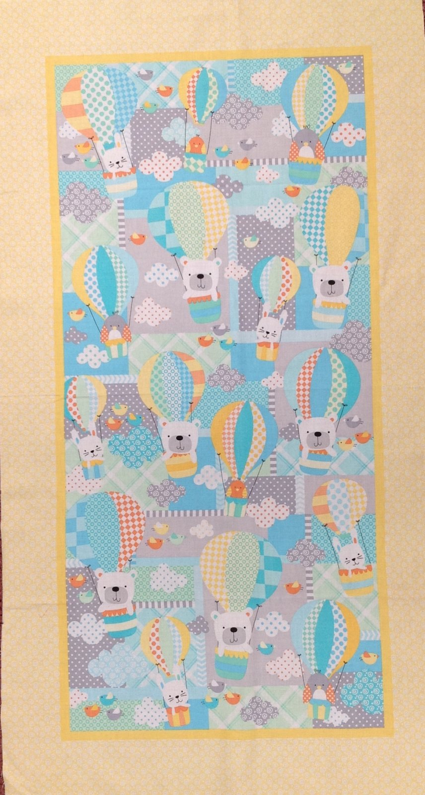 Breezy Baby Sunshine Panel