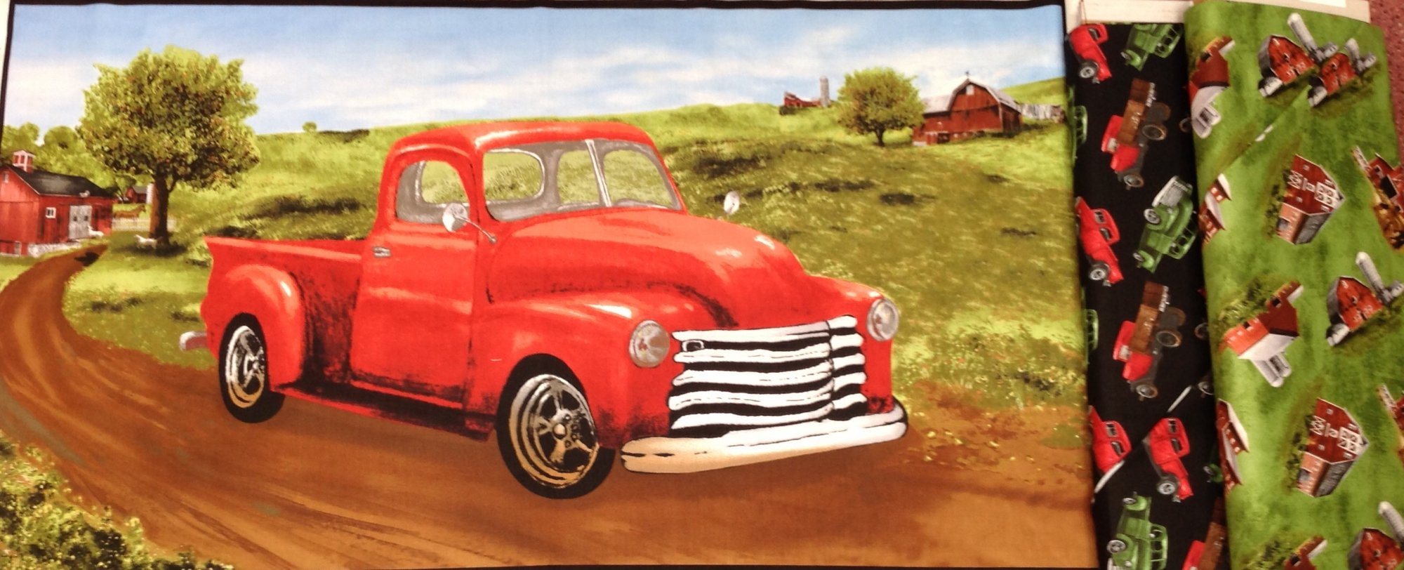 Country Paradise - Truck Panel
