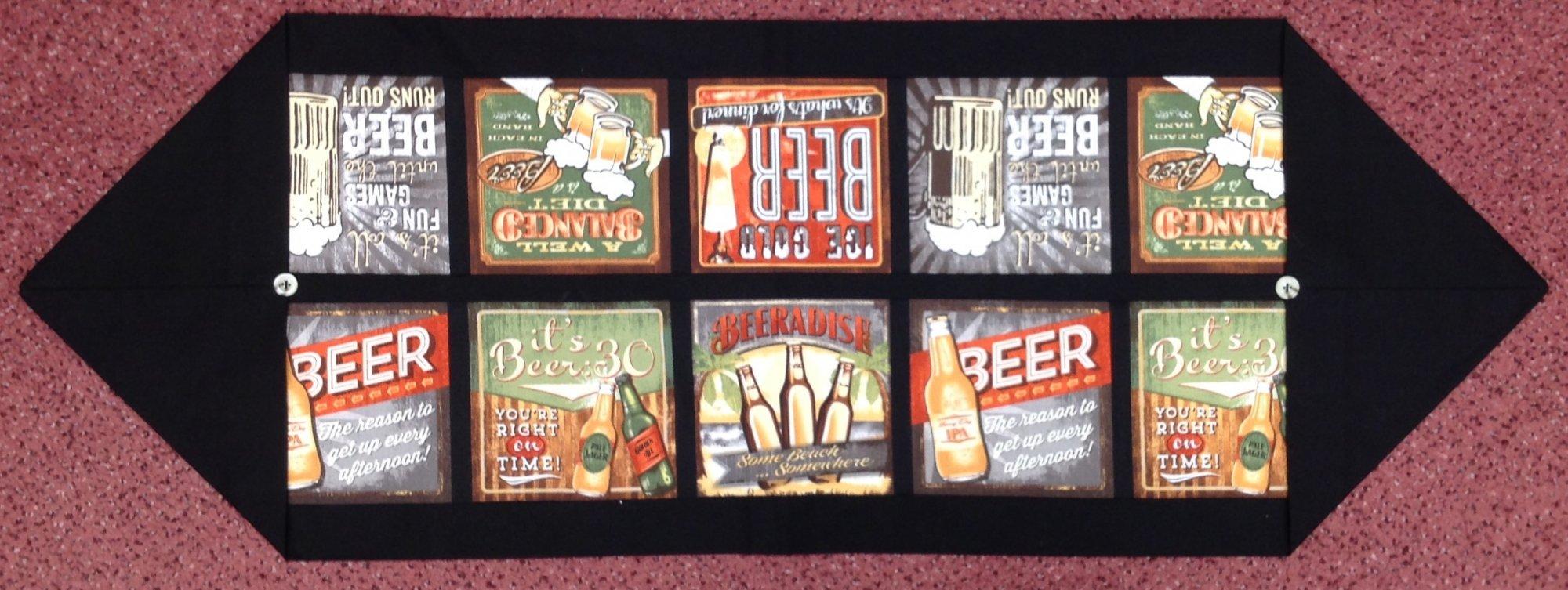 Cheers Beer Runner 14 x 41