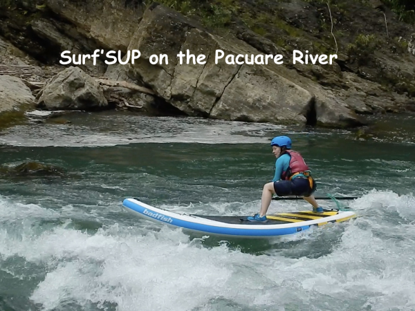 River Surfing, SUP, Pacuare River, Costa Rica, POC tours