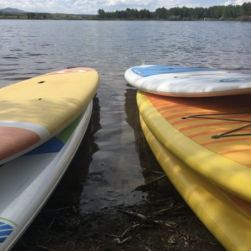 Gravel Pond SUP rentals