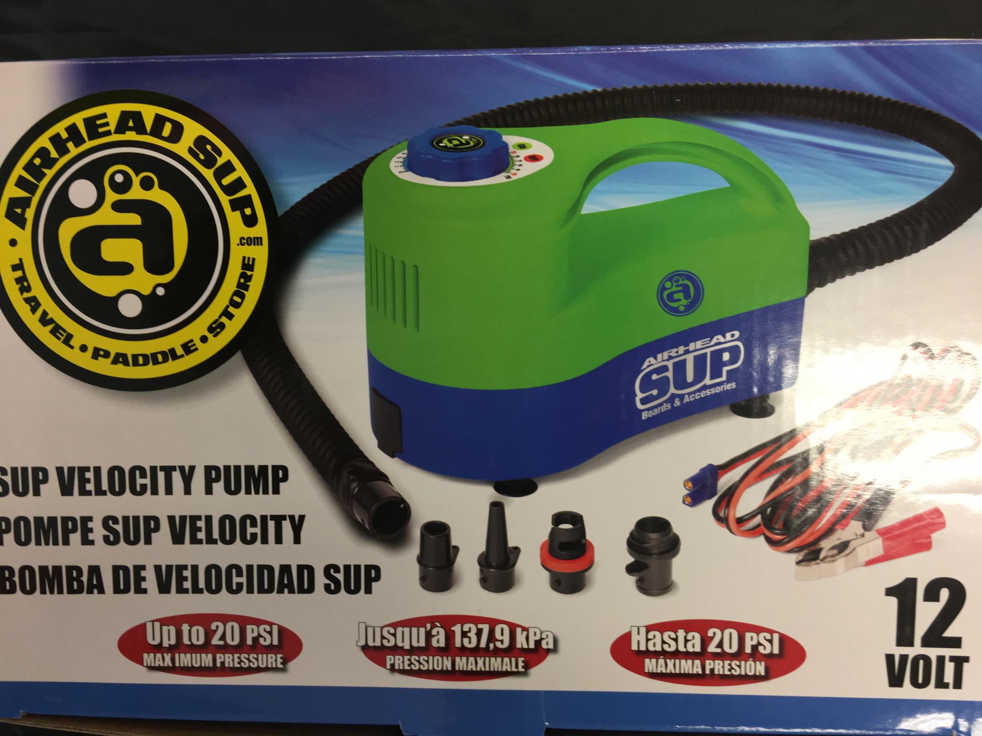 Airhead SUP Velocity Pump
