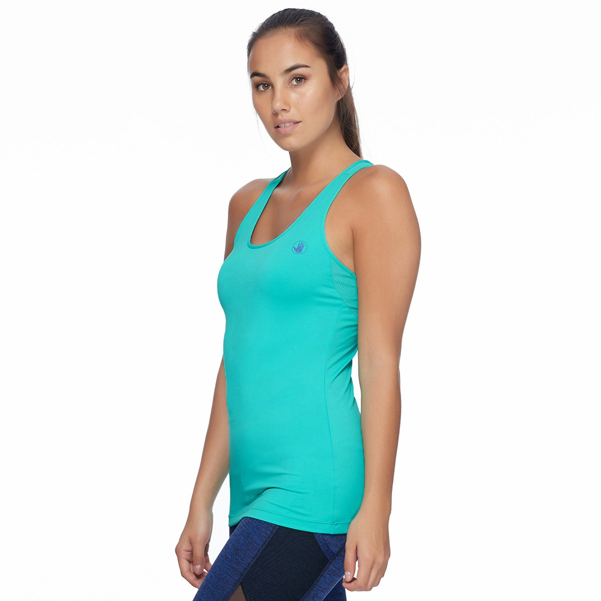 Mint Pali Tank Top
