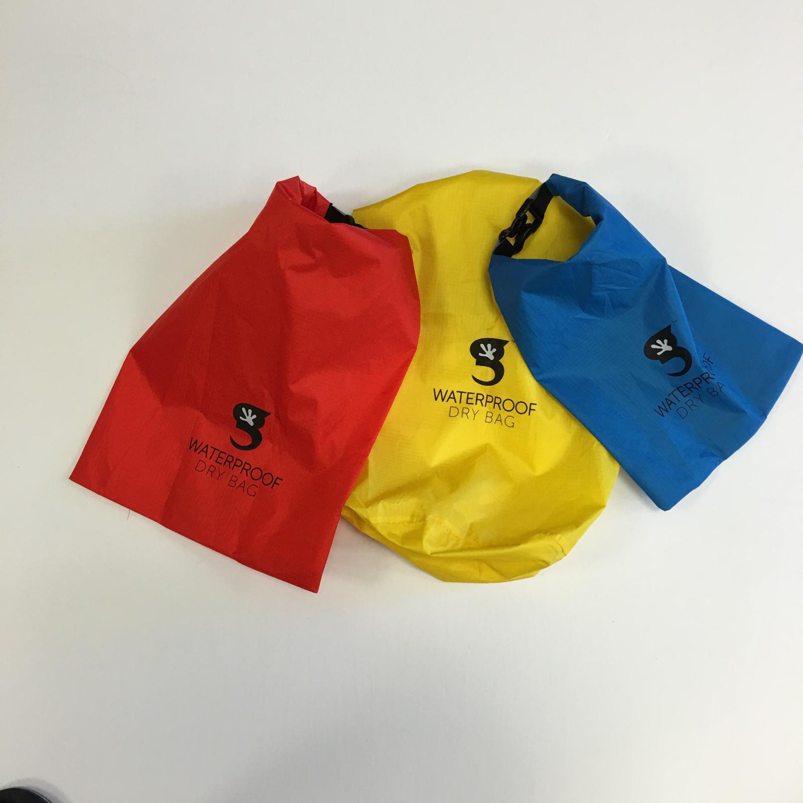 Gecko Drybag 3-Pack