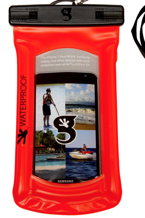 Gecko Waterproof & Floating Phone Dry Bag
