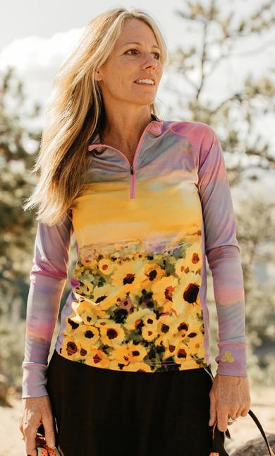 Bold Babe Sunflower Fields
