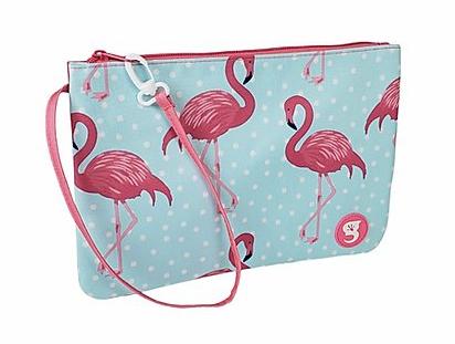 Swim Bag Flamingo