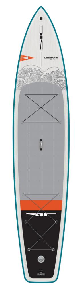 SIC Okeanos Air-Glide iSUP 12'6 (FST)
