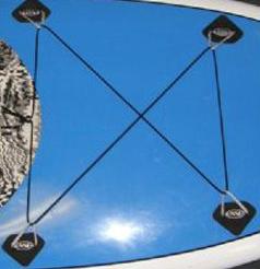 NSI Deck Attachment w/Bungee