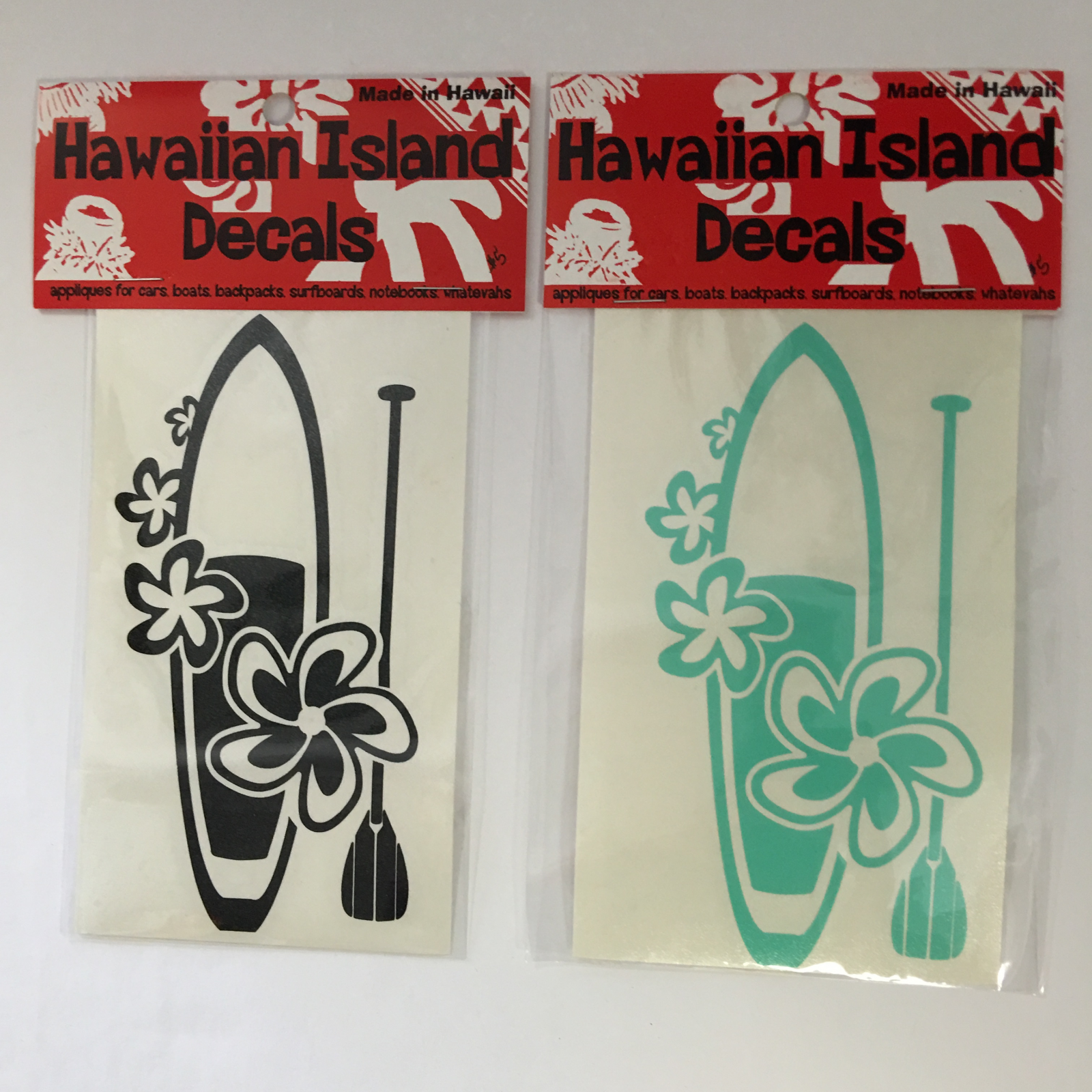 RSP Decal Floral Paddle Board