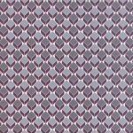 Chic Neutrals Eggplant Cubes Fabric Chic Neutrals Collection by Moda