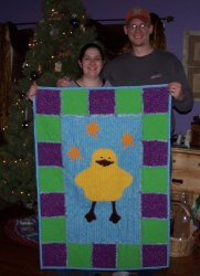 Quilt Given as a Gift