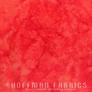 Bali Watercolors Fat Quarter - Singapore from 1895 Batiks by Hoffman Fabrics