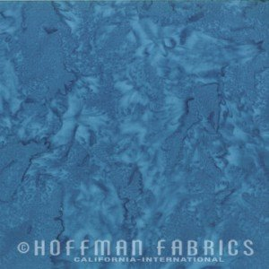 Bali Watercolors Fat Quarter - Flax from 1895 Batiks by Hoffman Fabrics