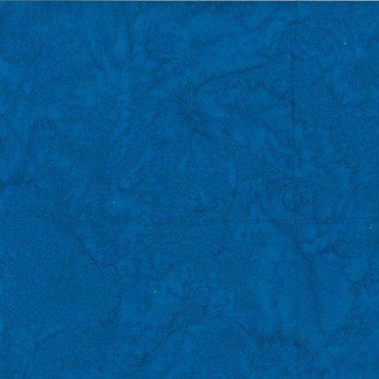 Bali Watercolors Fabric - Blueberry by Hoffman Fabrics