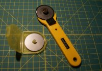 About Quilting Tools - Rotary Cutter, Cutting Mat, Quilting Ruler