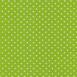 Timeless Treasures' Polka Dot - Lime