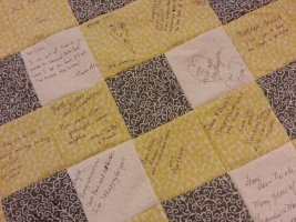 All About Friendship Quilts