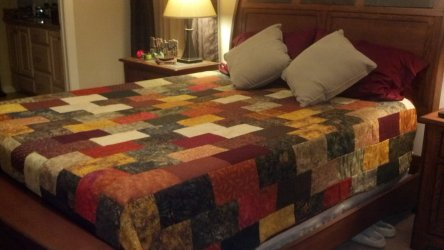 Quilt Made for Warmth