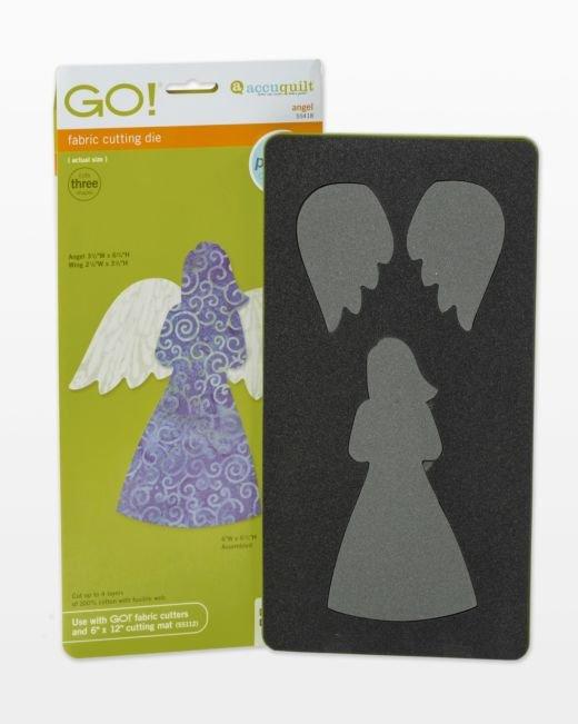 AccuQuilt GO! Angel