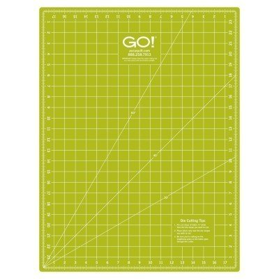 AccuQuilt GO! Rotary Cutting Mat 24X36 Double Sided