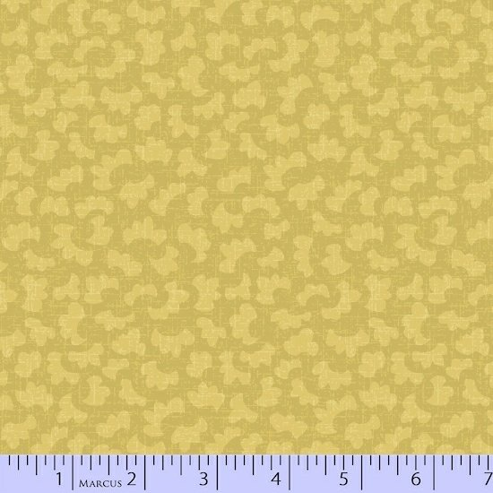 Gold Clouds Fabric Getting to Know Hue Collection by Marcus Fabrics
