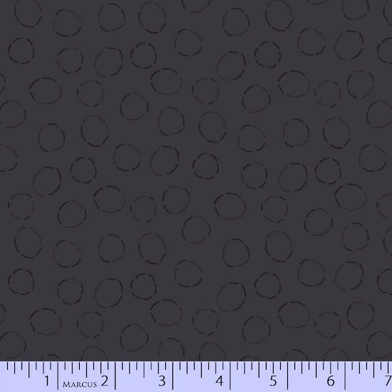 Dark Loose Loops Fabric Getting to Know Hue Collection by Marcus Fabrics