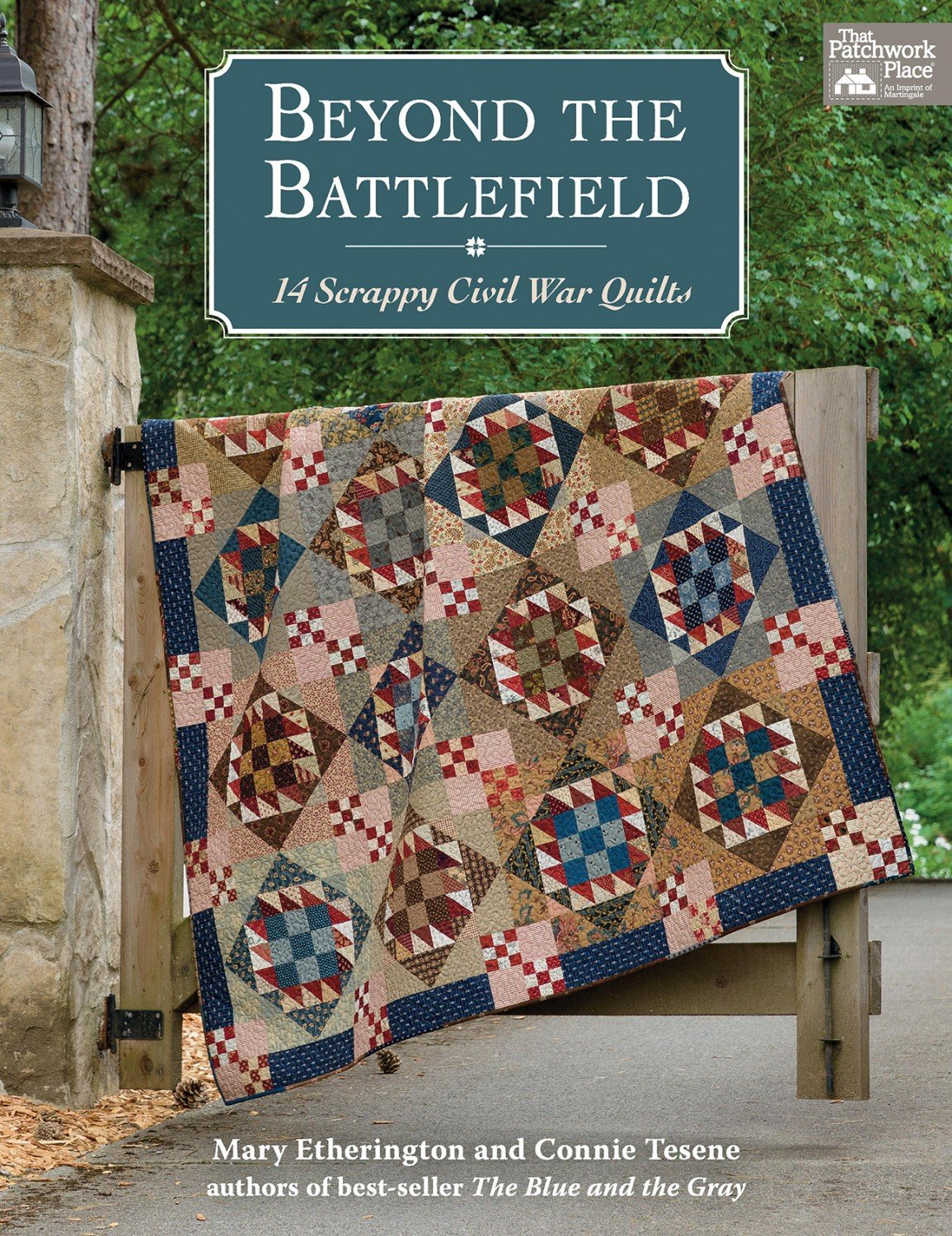 Beyond The Battlefield Quilts Book - Softcover