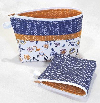 Becca Bag Pattern by Lazy Girl Designs
