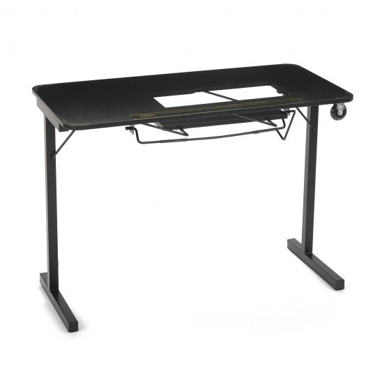 The Heavyweight Featherweight Sewing Machine Table by Arrow Cabinets