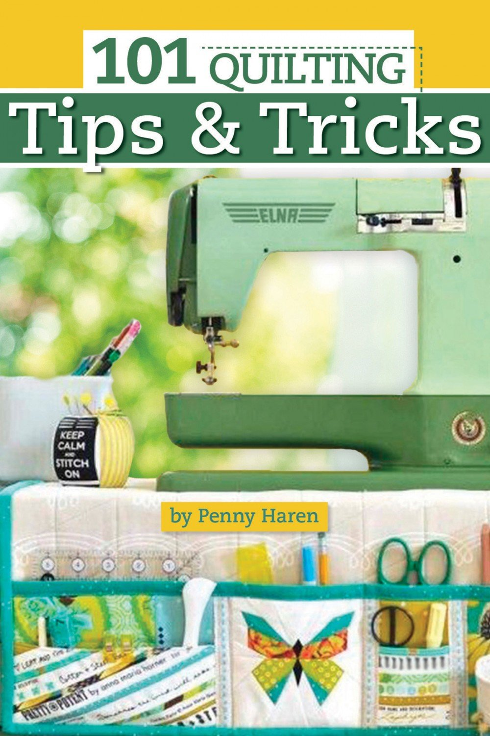 101 Quilting Tips & Tricks Pocket Guide - Softcover