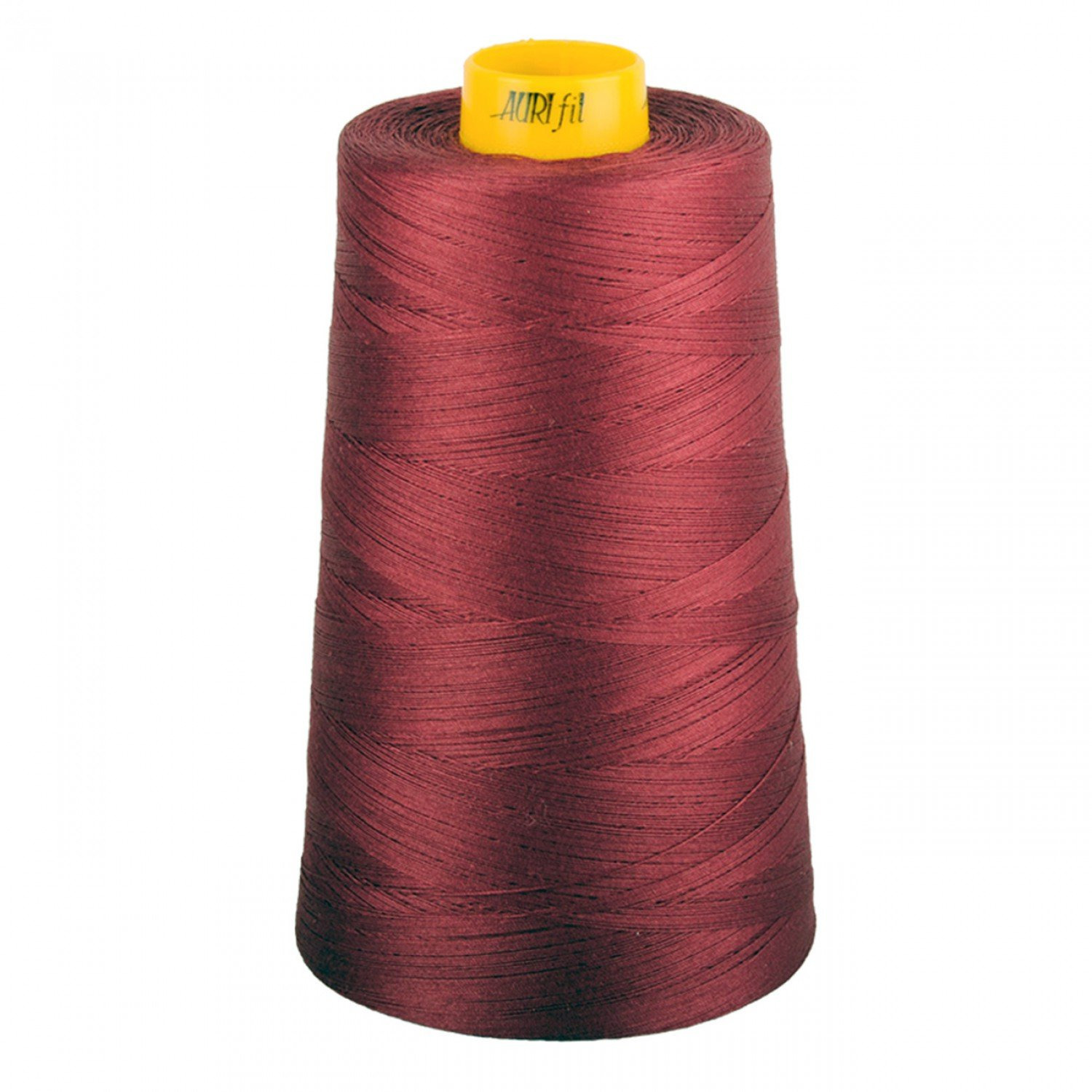 Aurifil Cotton 3-ply Longarm Thread 40wt 3280yds Burgundy