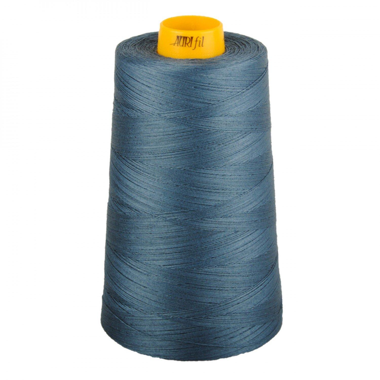 Aurifil Cotton 3-ply Longarm Thread 40wt 3280yds Medium Grey