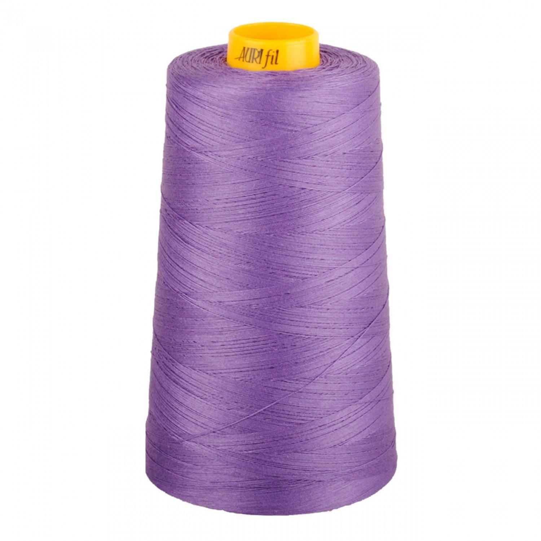 Aurifil Cotton 3-ply Longarm Thread 40wt 3280yds Dusty Lavender