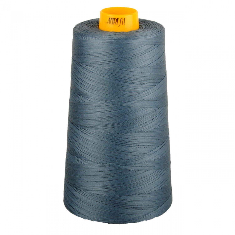 Aurifil Cotton 3-ply Longarm Thread 40wt 3280yds Dark Grey