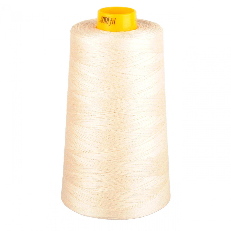 Aurifil Cotton 3-ply Longarm Thread 40wt 3280yds Light Sand