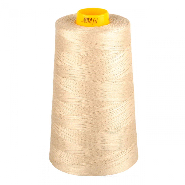 Aurifil Cotton 3-ply Longarm Thread 40wt 3280yds Ermine
