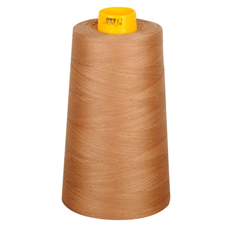 Aurifil Cotton 3-ply Longarm Thread 40wt 3280yds Cafe au Lait
