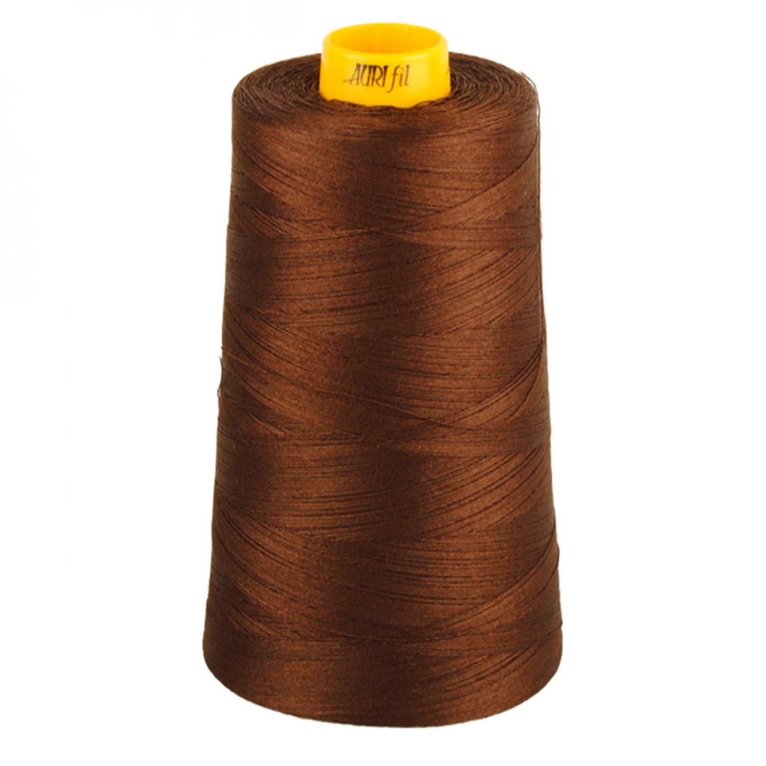 Aurifil Cotton 3-ply Longarm Thread 40wt 3280yds Chocolate