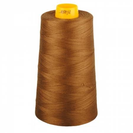 Aurifil Cotton 3-ply Longarm Thread 40wt 3280yds Dark Antique Gold