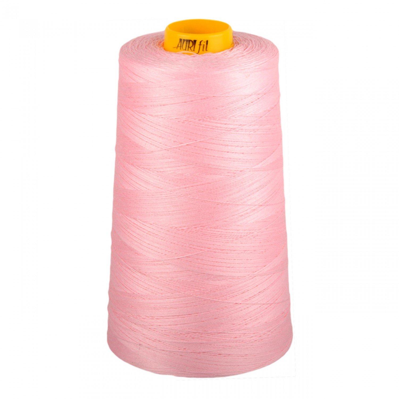 Aurifil Cotton 3-ply Longarm Thread 40wt 3280yds Baby Pink