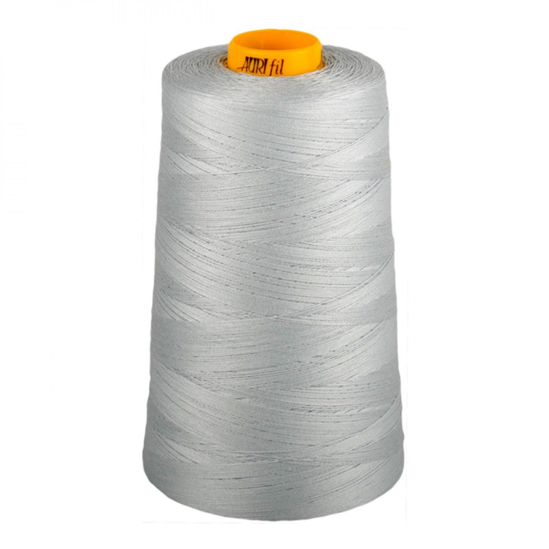 Aurifil Cotton 3-ply Longarm Thread 40wt 3280yds Dove