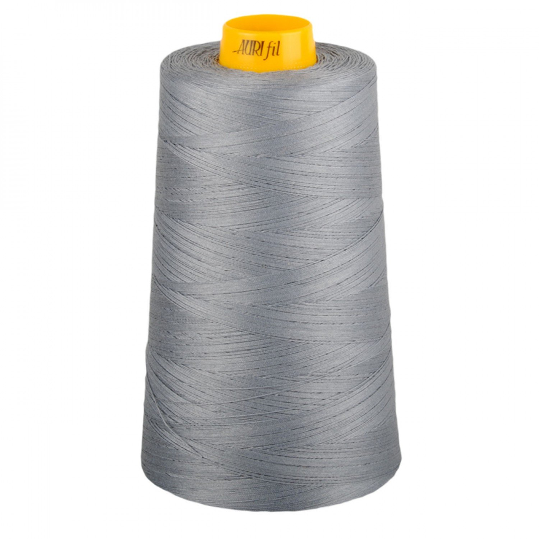 Aurifil Cotton 3-ply Longarm Thread 40wt 3280yds Grey