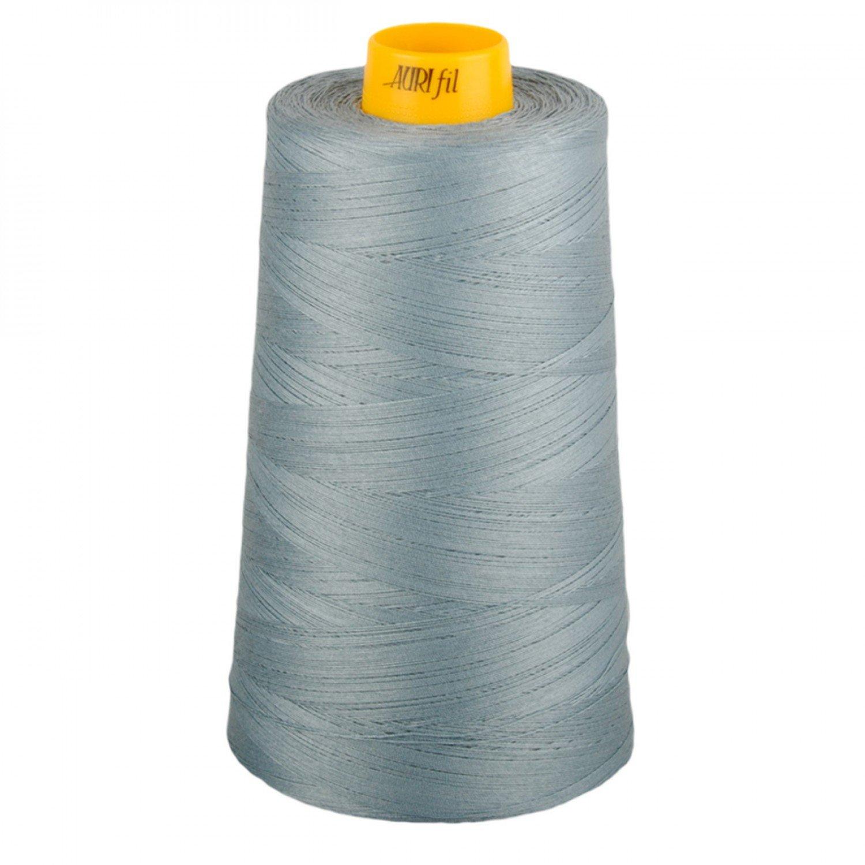 Aurifil Cotton 3-ply Longarm Thread 40wt 3280yds Light Blue Grey